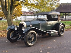 Navigate to Lot 206 - 1926 Bentley 3 Litre Short Chassis Sports Tourer