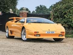 Navigate to Lot 124 - 1992 Lamborghini Diablo Evocation