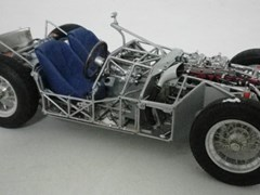 Navigate to Maserati birdcage chassis.
