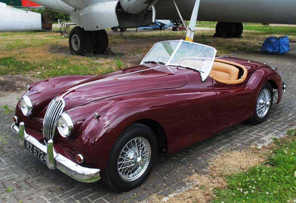 1955 XK140 Jaguar Roadster – Gillespie Autos  |1955 Jaguar Roadster