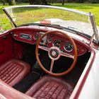 Ref 61 1959 MGA Twin Cam Roadster -