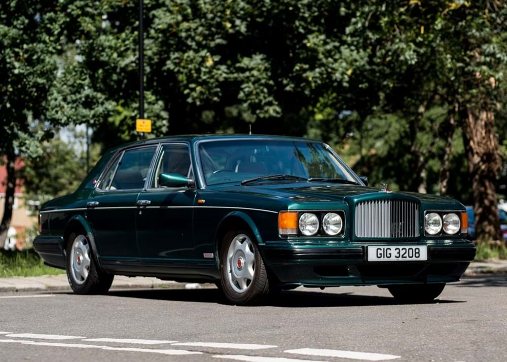 Lot 124 - 1997 Bentley Turbo RL