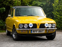 Navigate to Lot 160 - 1978 Triumph  Dolomite Sprint