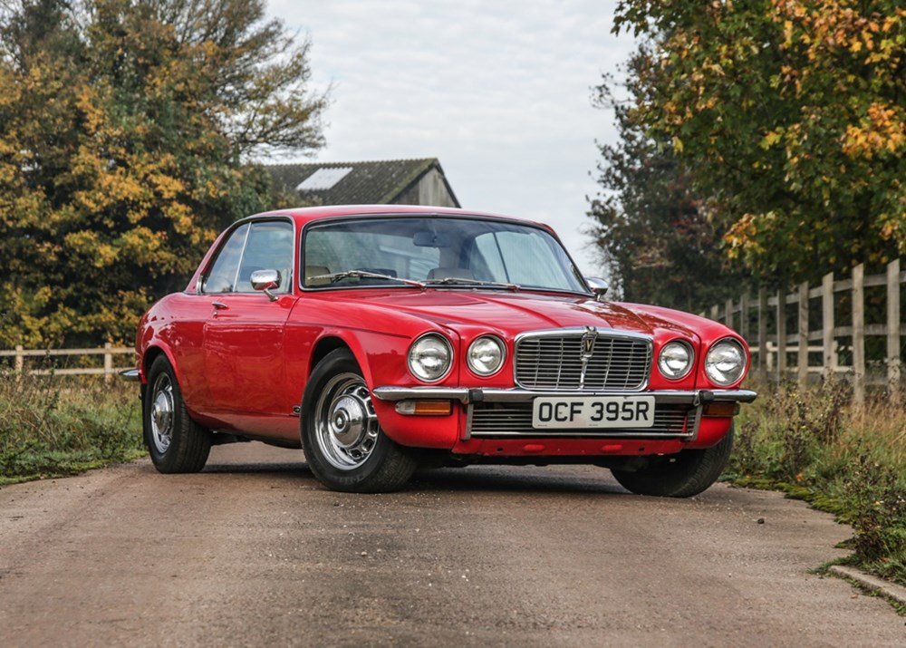 Lot 178 - 1976 Jaguar Series II Coupé (5.3 litre)