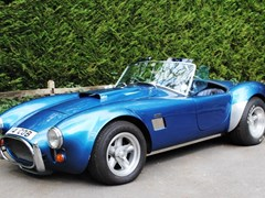 Navigate to Lot 290 - 1989 RAM Shelby Cobra Replica