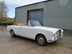 Navigate to Lot 232 - 1968 Rolls-Royce Mulliner Park Ward Convertible