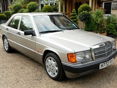 Navigate to Lot 231 - 1991 Mercedes-Benz 190E Saloon