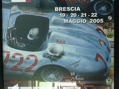 Navigate to Mille Miglia poster
