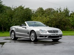 Navigate to Lot 204 - 2006 Mercedes-Benz SL55 AMG