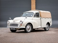 Navigate to Lot 288 - 1969 Morris Minor Pick-up