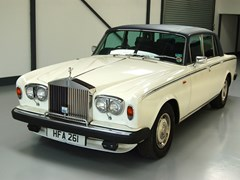 Navigate to Lot 128 - 1978 Rolls-Royce Silver Shadow II