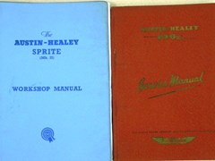 Navigate to Austin-Healey workshop manuals