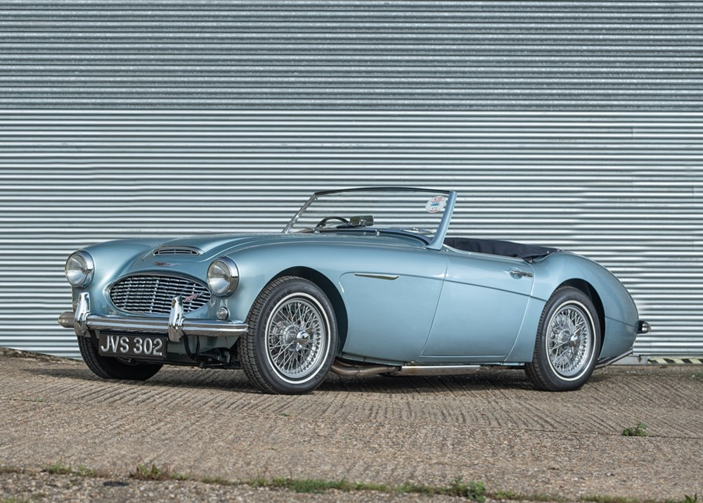Lot 163 - 1960 Austin-Healey 3000 Mk I BT7