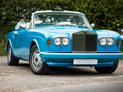 Navigate to Lot 163 - 1980 Rolls-Royce Corniche Convertible