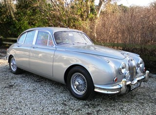 From the buyer of a Jaguar Mk II