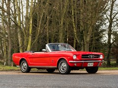 Navigate to Lot 299 - 1964 Ford Mustang 289 GT Convertible *Reduced estimate*