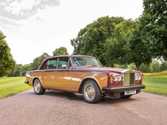 Navigate to Lot 133 - 1979 Rolls-Royce Silver Shadow II