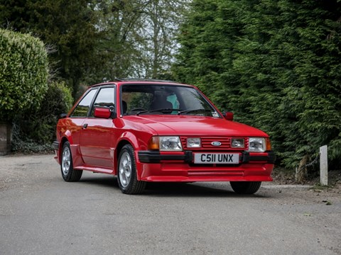 Ref 152 1985 Ford Escort XR3i SB