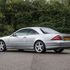 Ref 32 2001 Mercedes Benz CL600 -
