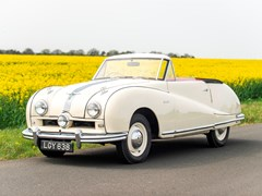 Navigate to Lot 219 - 1950 Austin Atlantic Convertible