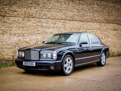 Navigate to Lot 162 - 2001 Bentley Arnage T