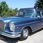 REF 68 1965 Mercedes Benz Hearse -
