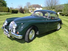Navigate to Lot 153 - 1959 Jaguar XK150S Fixedhead Coupé