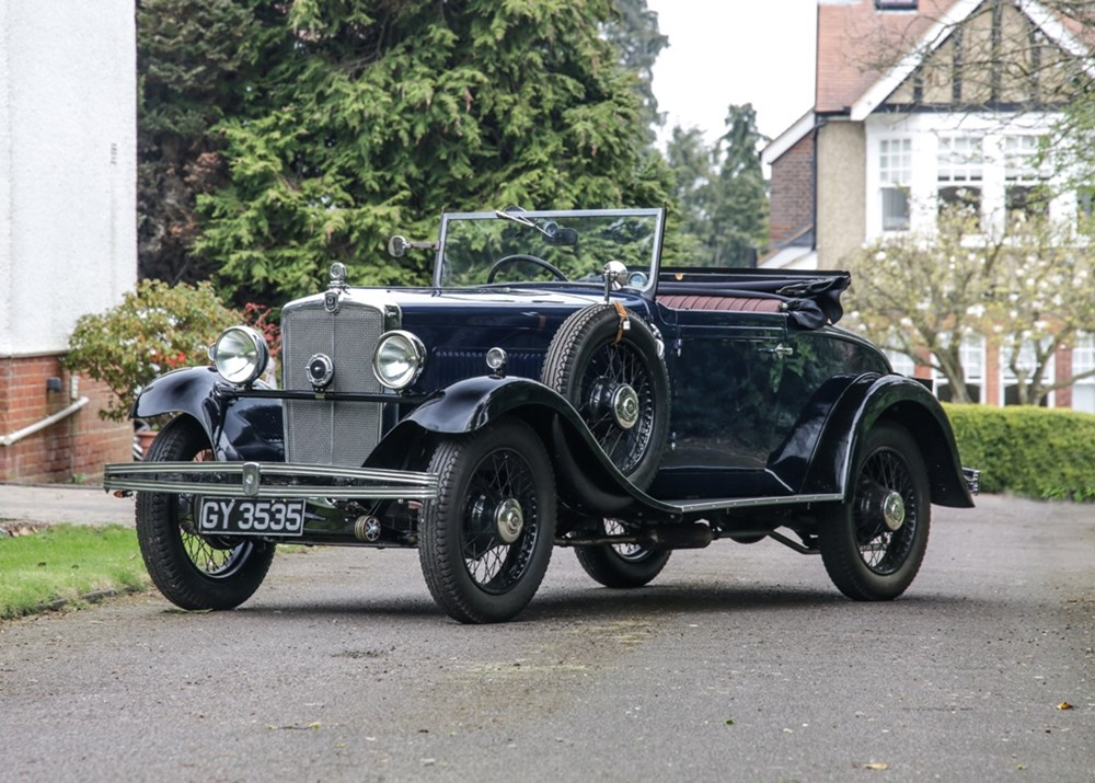 Lot 203 - 1932 Morris Cowley Tourer (11.9hp)