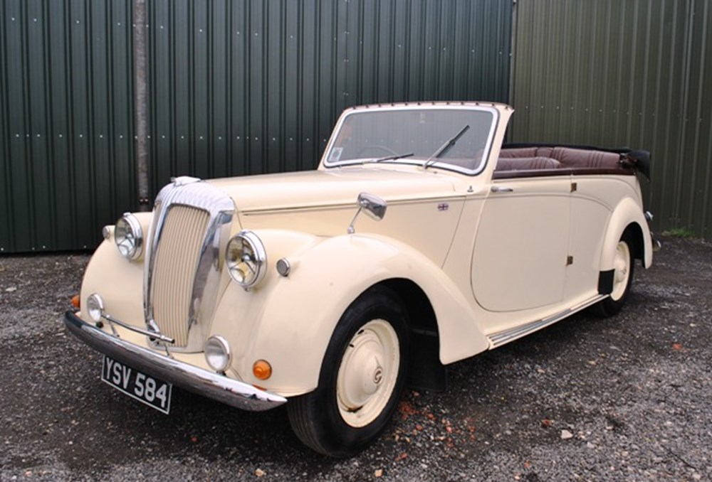 Lot 295 - 1951 Daimler DB18 Open Tourer Conversion