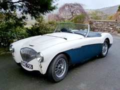 Navigate to Lot 248 - 1955 Austin-Healey 100/4 BN2 Up-rated to 100M Specification