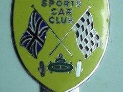 Navigate to BRSCC badge