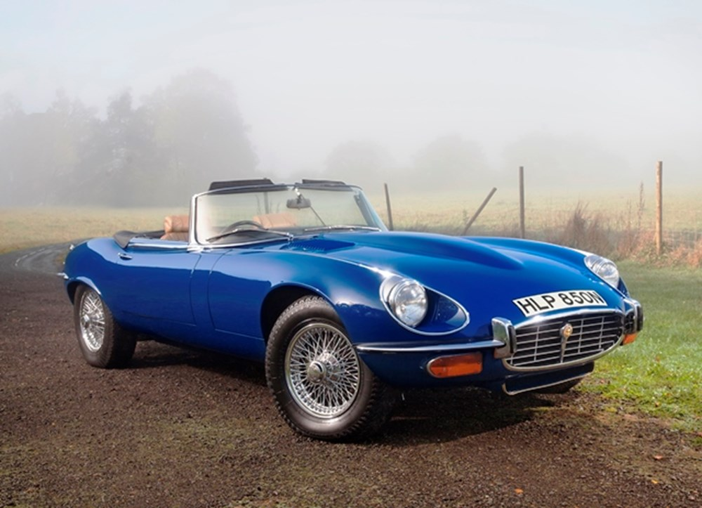 Lot 265 - 1975 Jaguar E-Type Series III Roadster