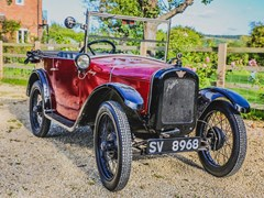 Navigate to Lot 246 - 1927 Austin 7 Chummy