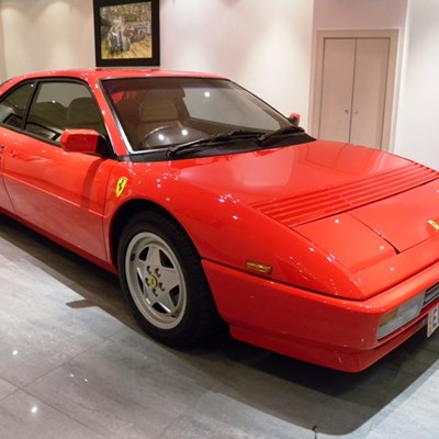 1992 ferrari mondial t classic sports car auctioneers. Black Bedroom Furniture Sets. Home Design Ideas