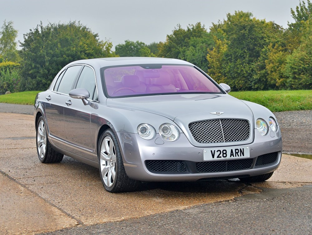 Lot 183 - 2006 Bentley Continental Flying Spur