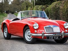 Navigate to Lot 308 - 1959 MG A Roadster (Twin Cam)