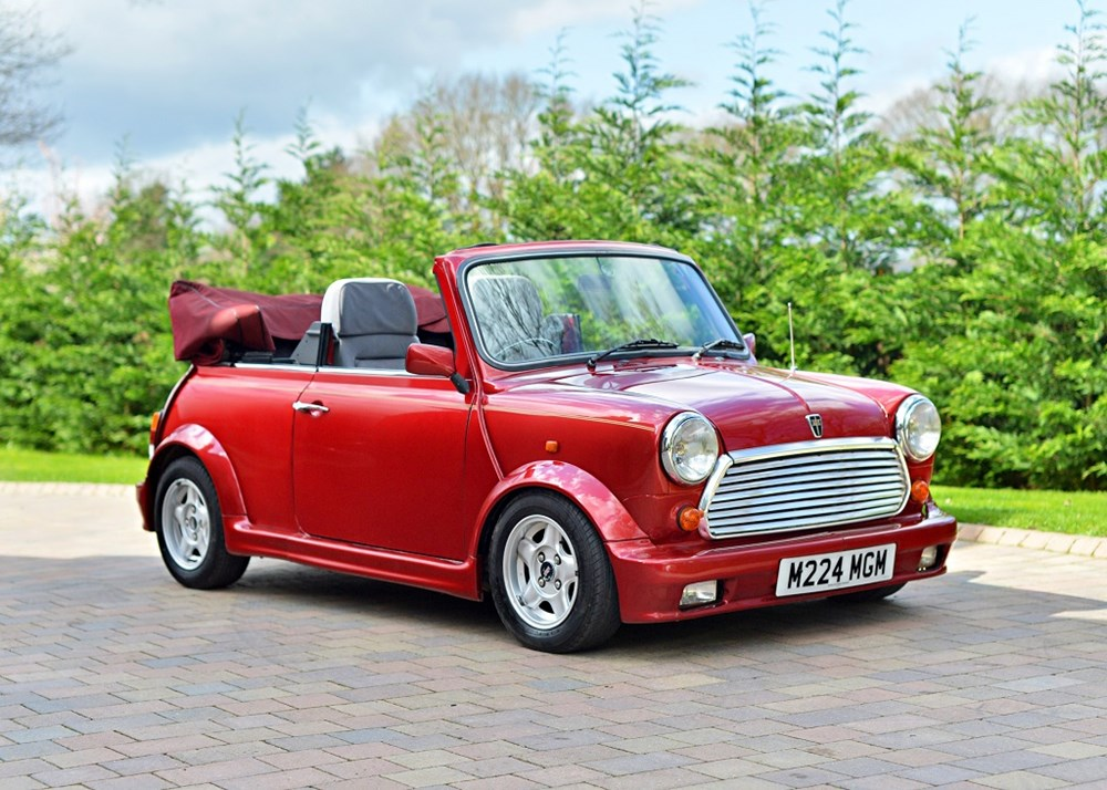 Lot 232 - 1994 Rover Mini Cabriolet