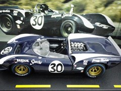 Navigate to 1966 Bardahl Special Lola T70.