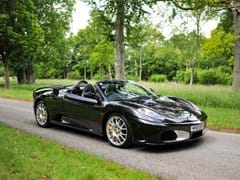 Navigate to Lot 210 - 2008 Ferrari F430 Spider F1
