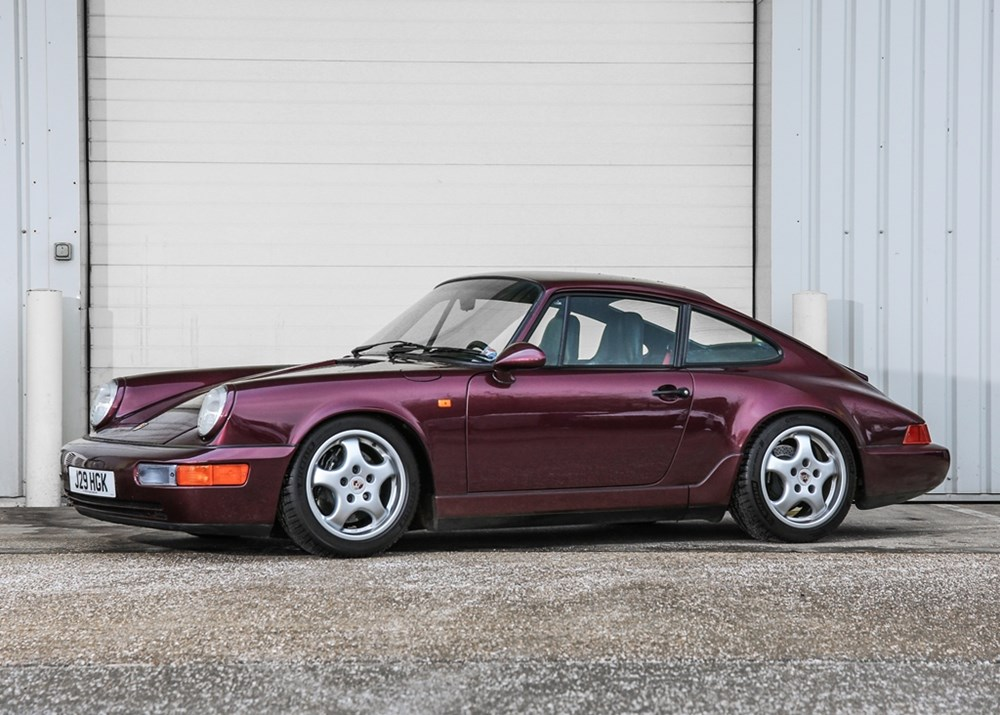 Lot 179 - 1992 Porsche 911 / 964 Carrera RS Lightweight
