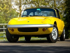 Navigate to Lot 191 - 1968 Lotus Elan S3