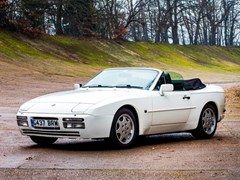 Navigate to Lot 143 - 1990 Porsche 944 S2 Convertible