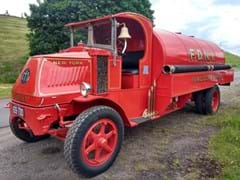Navigate to Lot 249 - 1922  Mack Open-cab Fire Truck