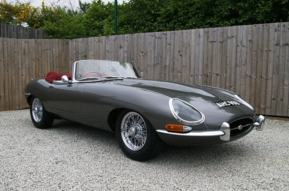 Lot 257 - 1964 12947 E-Type Series I Roadster (3.8 litre)