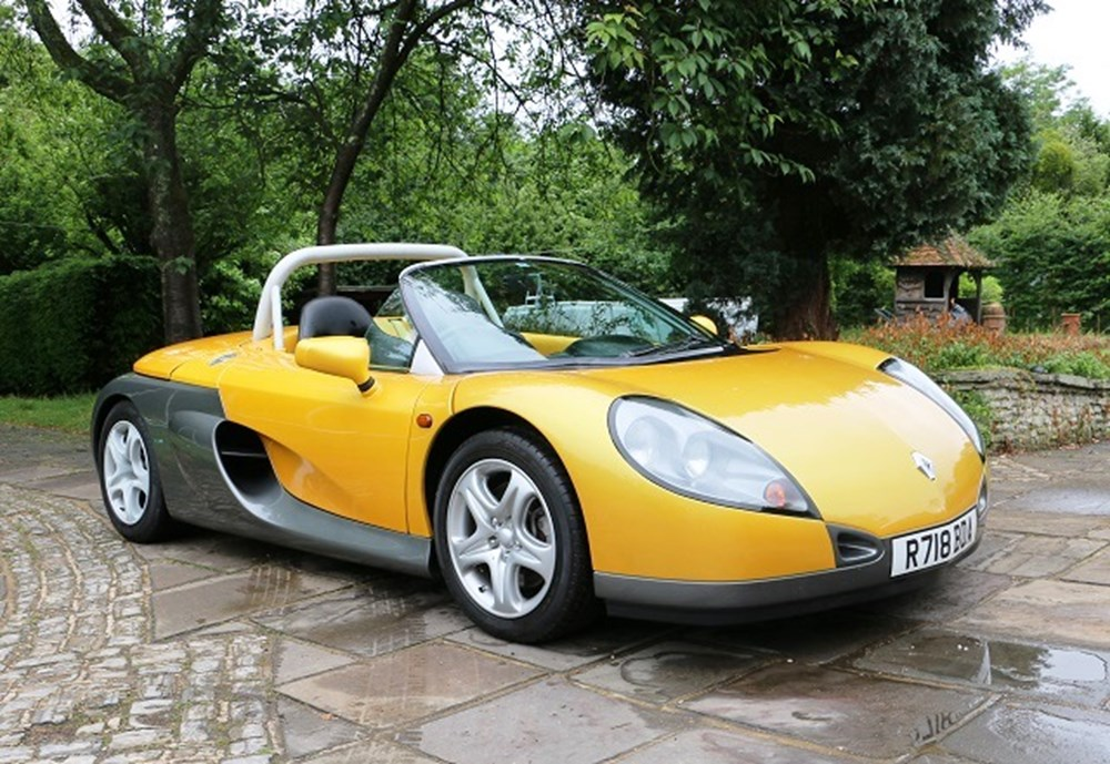 Lot 230 - 1997 Renault Sport Spider