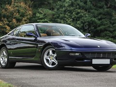 Navigate to Lot 148 - 1994 Ferrari 456 GT