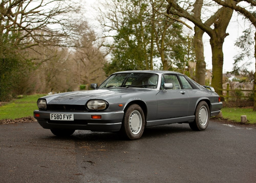 Lot 244 - 1988 Jaguar XJRS Le Mans Coupé