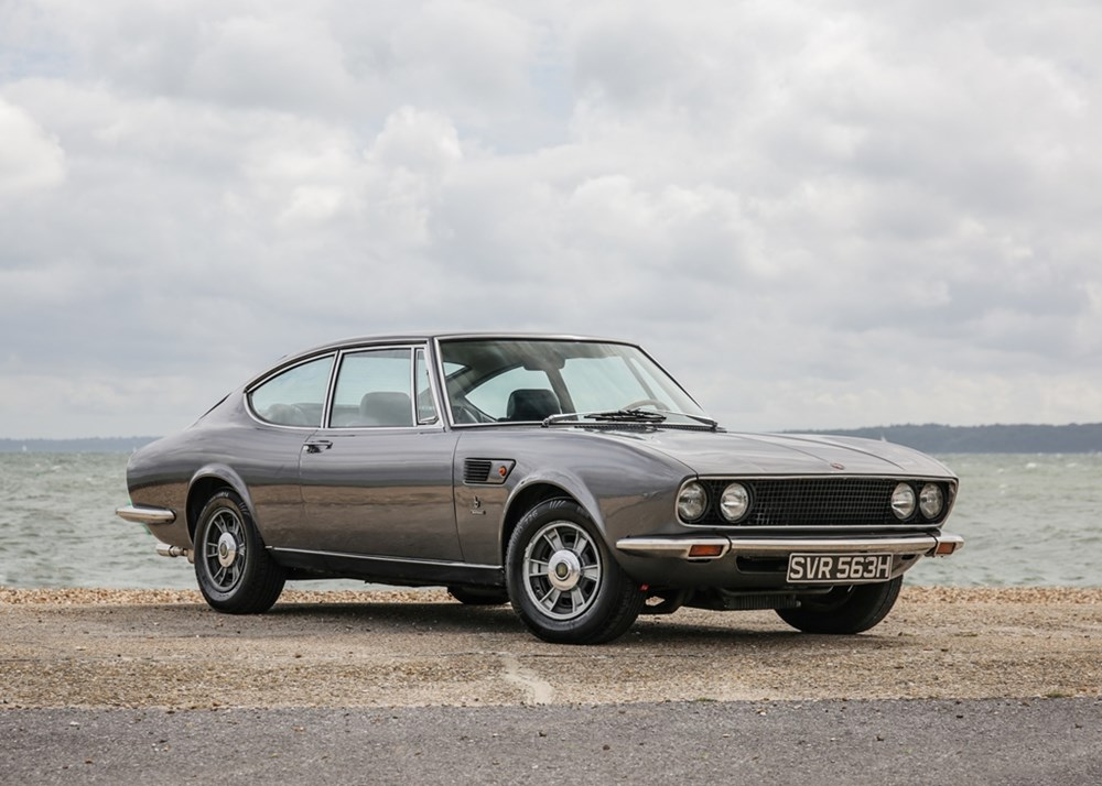 Lot 203 - 1970 Fiat Dino 2400 Coupé