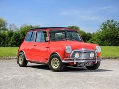 Navigate to Lot 152 - 1967 Mini Cooper Mk.II