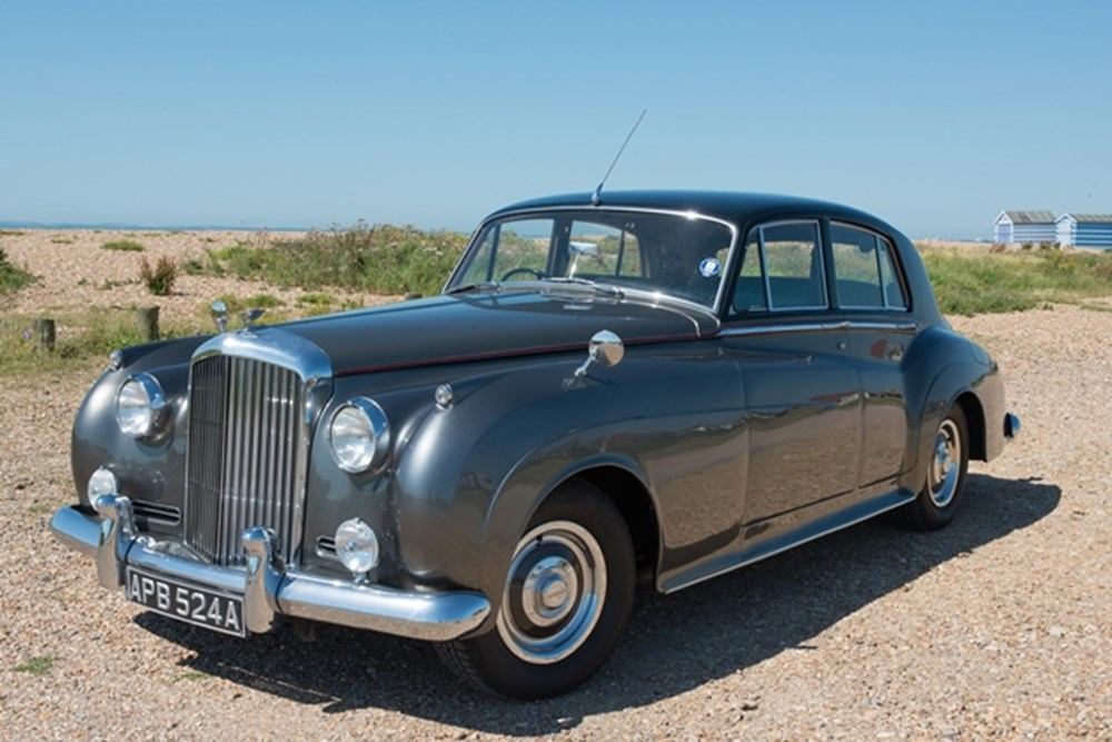 Lot 308 - 1961 Bentley S2 Saloon